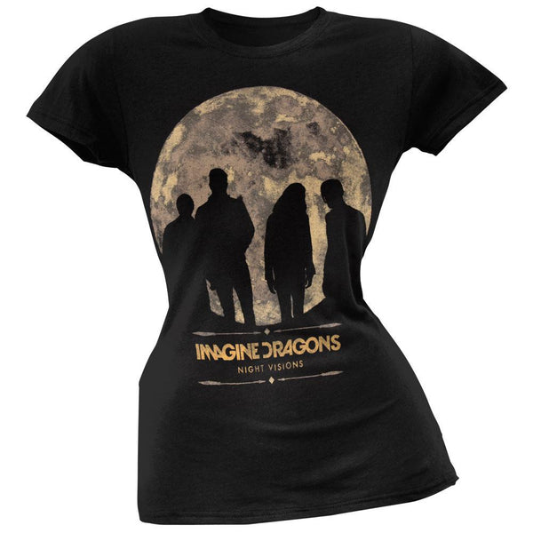 Imagine Dragons - Night Visions 2013 Tour Juniors T-Shirt