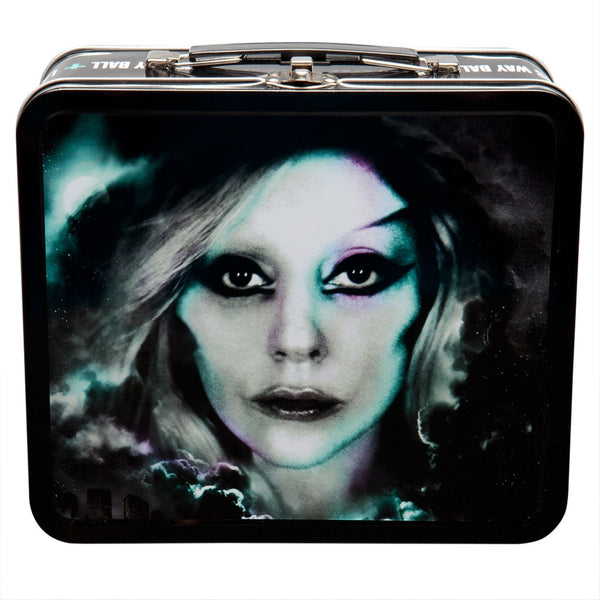 Lady Gaga - Born This Way Tour Lunch Box With Thermos