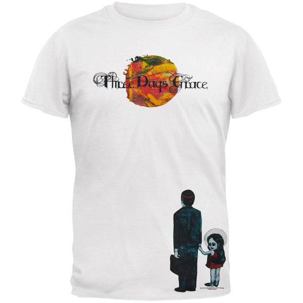Three Days Grace - Venus Rose T-Shirt