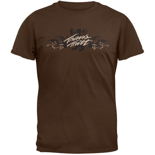 Travis Tritt - Tattoo Logo Lion 2009 Tour T-Shirt