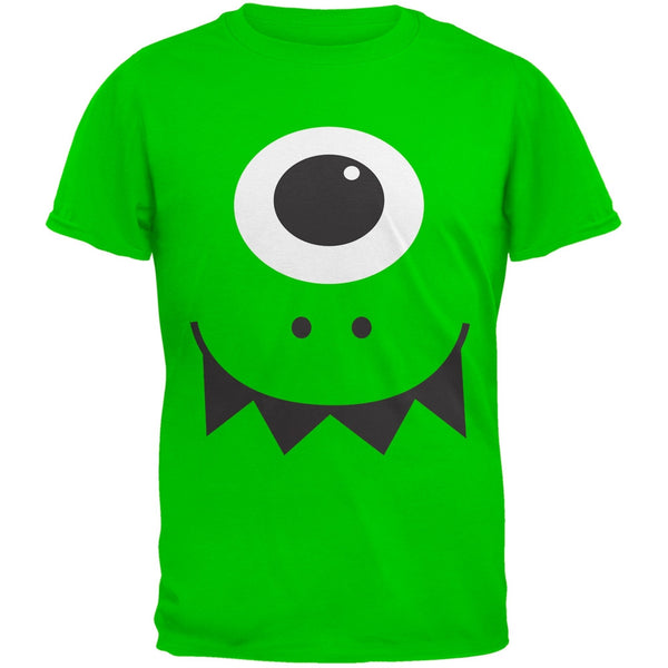 Halloween Monster Face Costume Youth T-Shirt
