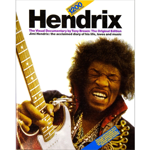 Jimi Hendrix - Visual Documentary - Book