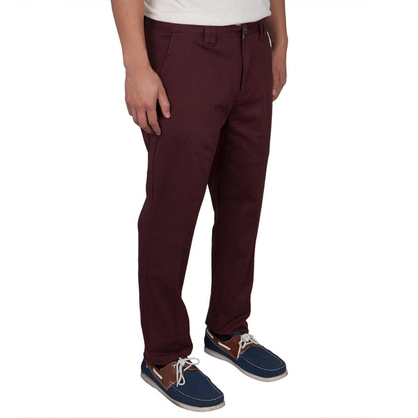 O'Neill - Contact Stretch Burgundy Straight Pants