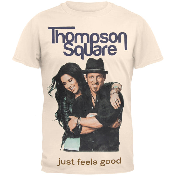 Thompson Square - Just Feels Good T-Shirt