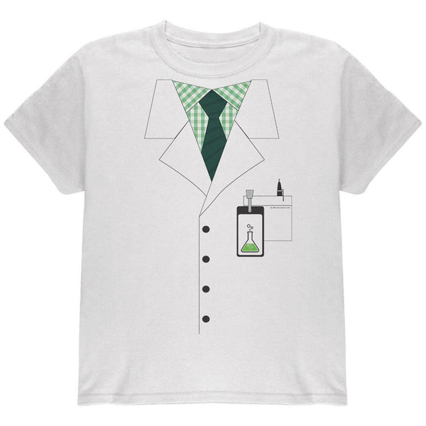Scientist Costume Youth T-Shirt