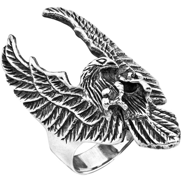 American Eagle .925 Sterling Silver Ring