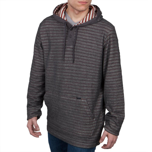 O'Neill - Kick Start Grey Knit Hoodie