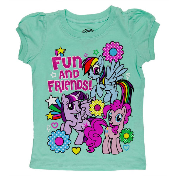 My Little Pony - Fun and Friends Toddler T-Shirt