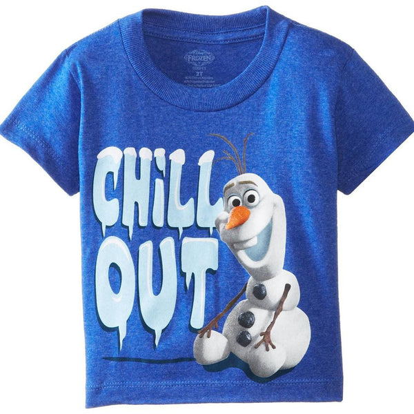 Frozen - Chill Out Toddler T-Shirt