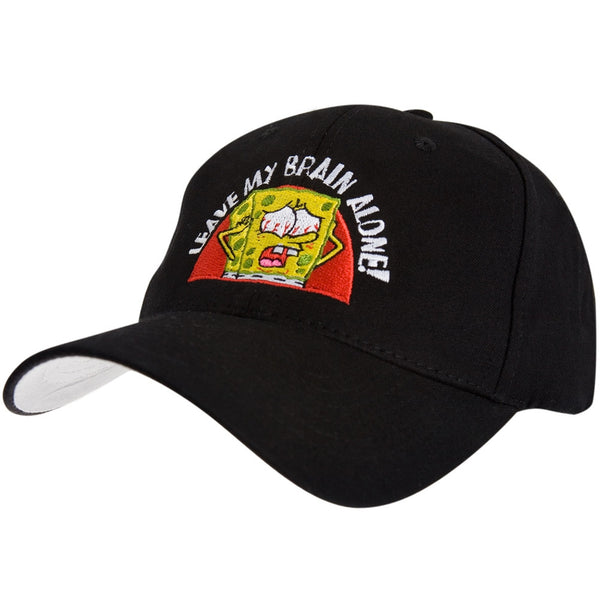 Spongebob - Brain Flexfit Baseball Cap