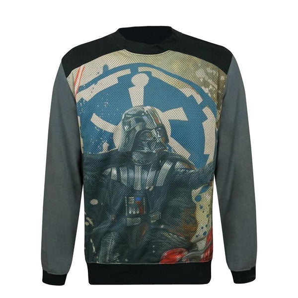 Star Wars - Power Lord Sublimated Crew Neck Sweatshirt