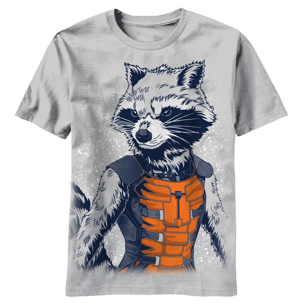 Guardians of the Galaxy - Jumbo Rocket T-Shirt