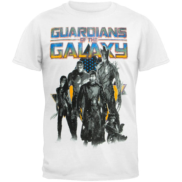 Guardians of the Galaxy - Universal Stand T-Shirt