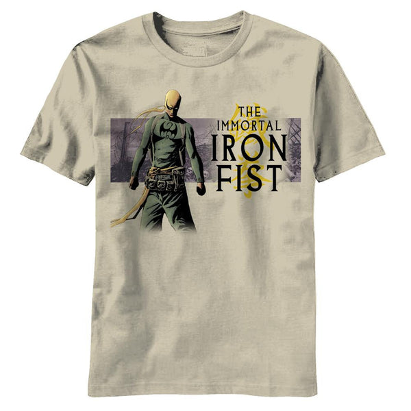Iron Fist - The Immortal T-Shirt