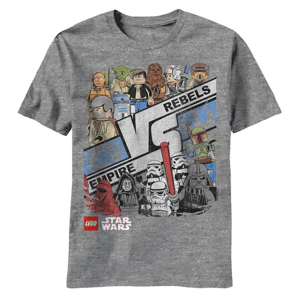 Lego Star Wars - Bringing Backup Youth T-Shirt