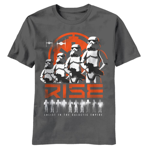 Star Wars Rebels - Empire Propaganda Youth T-Shirt