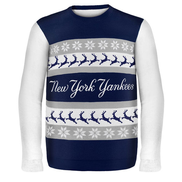 New York Yankees - One Too Many Ugly Christmas Sweater