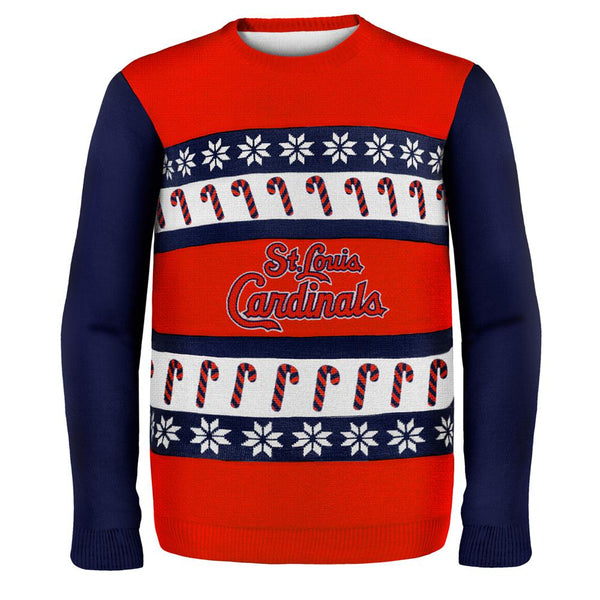 St. Louis Cardinals - One Too Many Ugly Christmas Sweater