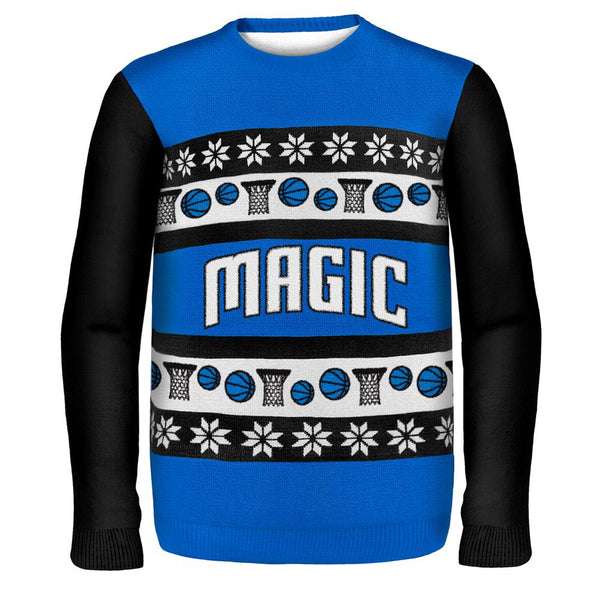 Orlando Magic - One Too Many Ugly Christmas Sweater
