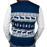Indianapolis Colts - One Too Many Ugly Christmas Sweater