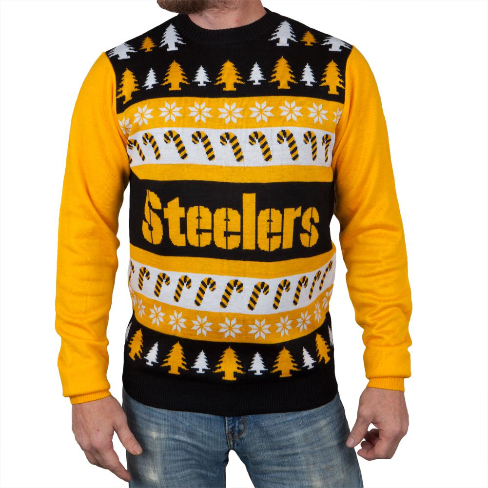 Pittsburgh Steelers - One Too Many Ugly Christmas Sweater – OldGlory.com