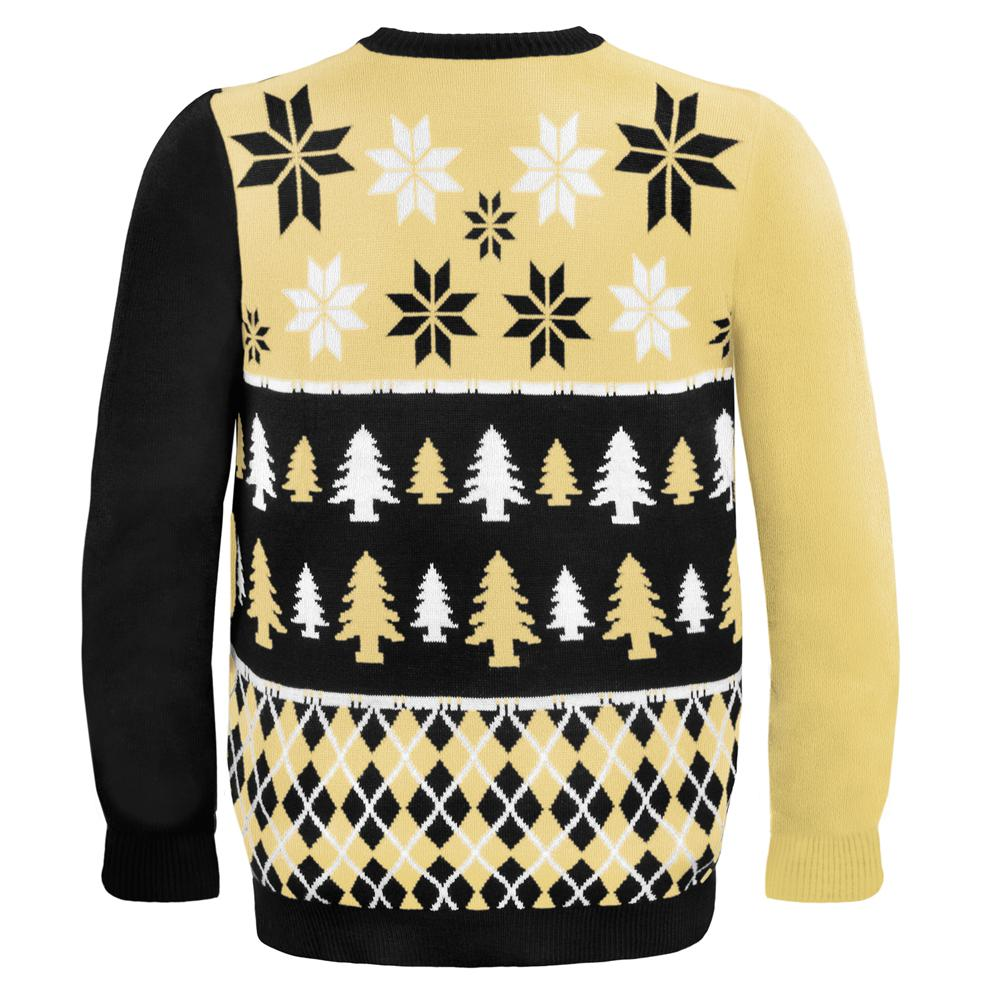 Pittsburgh Penguins Busy Block Ugly Christmas Sweater Oldglorycom
