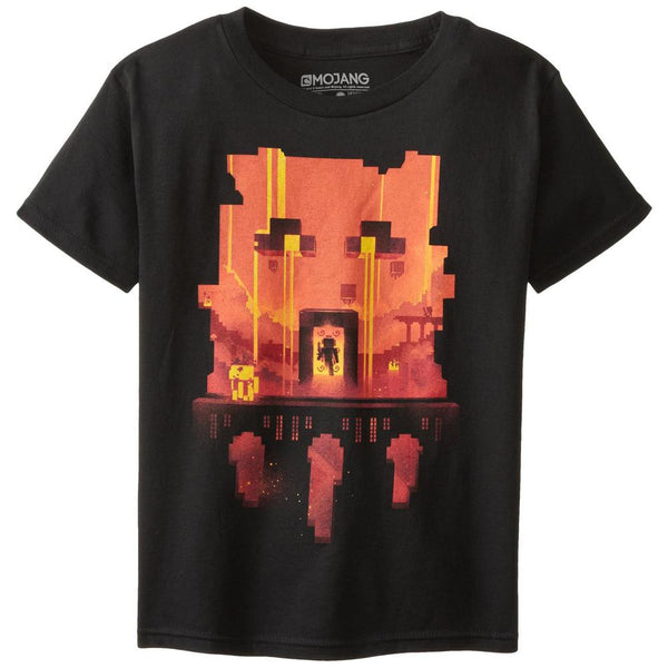 Minecraft - Glimpse Youth T-Shirt