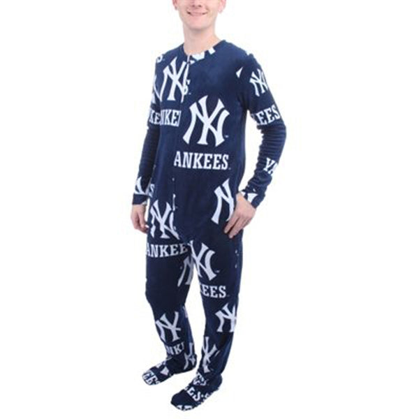 New York Yankees - Logo All-Over Union Suit