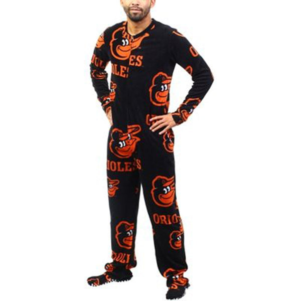Baltimore Orioles - Logo All-Over Union Suit