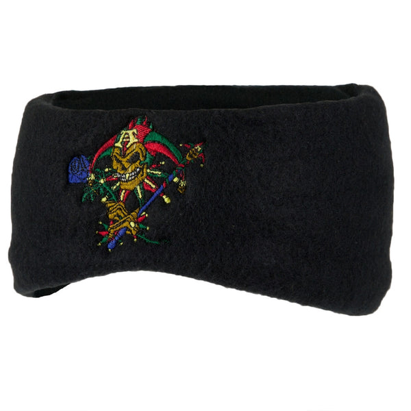 Alchemy - Jester Logo Fleece Ear Warmer