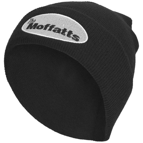 The Moffatts - Silver Logo - Knit Hat