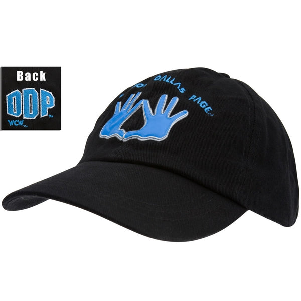 Diamond Dallas Page - Baseball Cap - Black