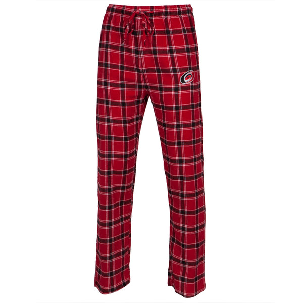 Carolina Hurricanes - Logo Plaid Lounge Pants