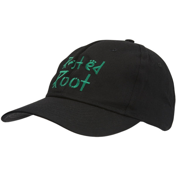 Rusted Root - Embroidered Logo - Baseball Cap - Black