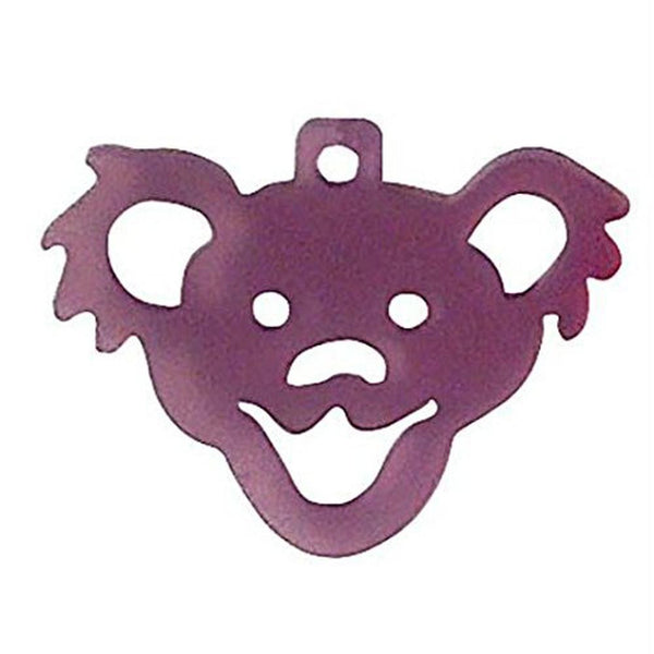 Grateful Dead - Purple Bear Head