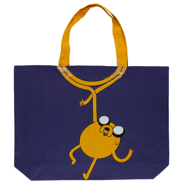 Adventure Time - Jake Arm Loop Tote Bag