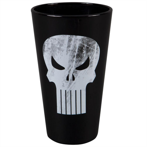 Punisher - Logo Pint Glass
