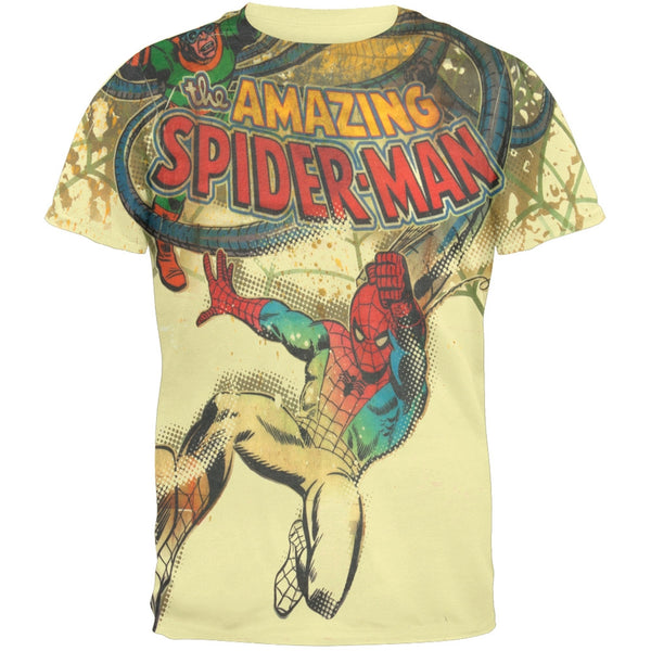 Spider-Man - Doc Ock Vs. Spidey All Over Soft T-Shirt