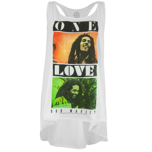Bob Marley - One Love Women's Plus Size Tank Top