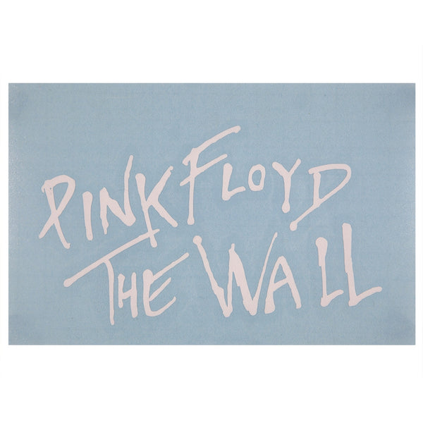 Pink Floyd - The Wall Blue Cutout Decal
