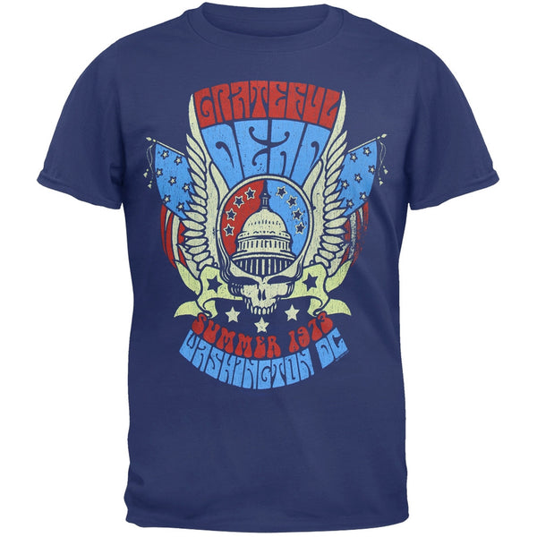 Grateful Dead - Washington DC Blue T-Shirt