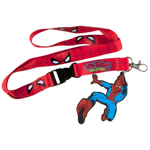 Spider-Man - Face Mask Lanyard
