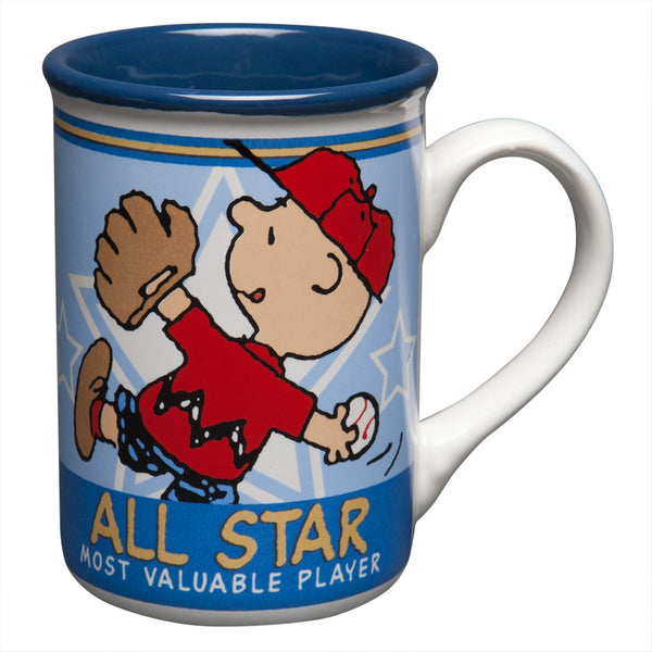 Peanuts - Charlie Brown Most Valuable Player Coffee Mug