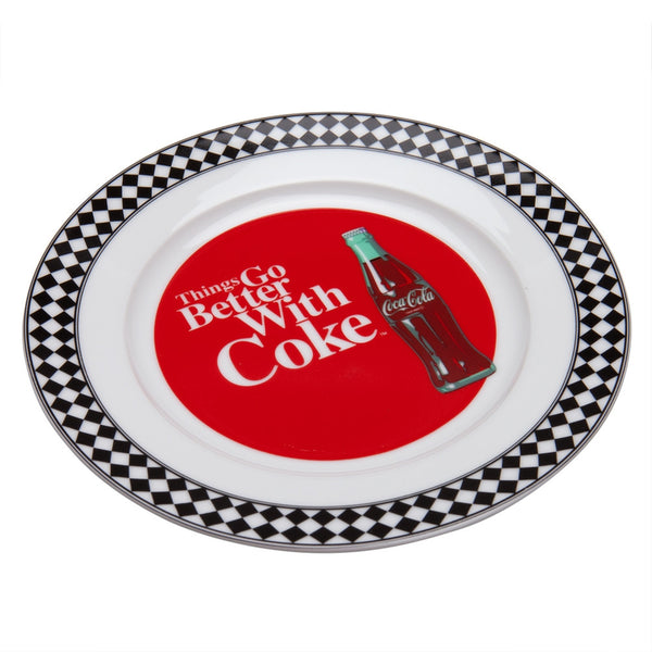 Coca-Cola - Things Go Better With Coke Small Plate