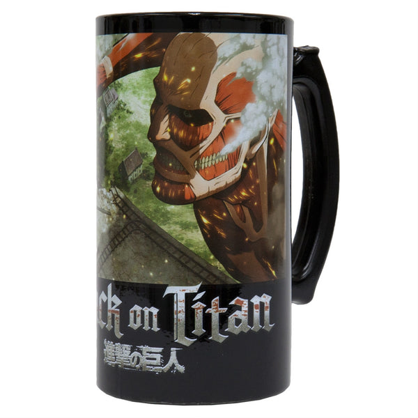 Attack On Titan - Big Red Titan 16oz Beer Mug