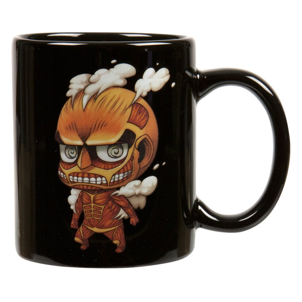 Attack On Titan - Titan Chibi 11oz Coffee Mug