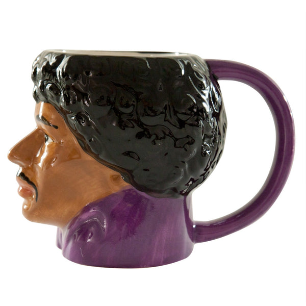 Jimi Hendrix - Head 16oz Molded Mug