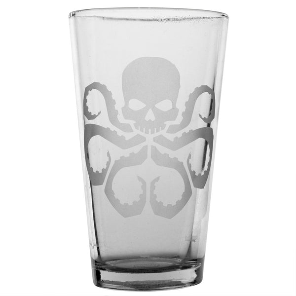 Hydra - Logo Etched Pint Glass