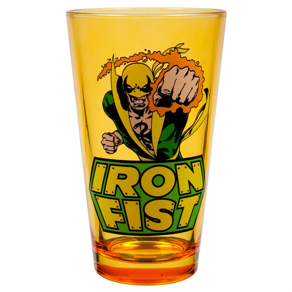 Iron Fist - Flight Attack Pint Glass