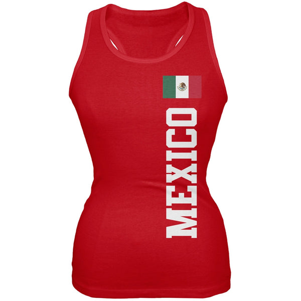 World Cup Mexico Red Juniors Tank Top